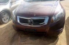 Clean Tokunbo Used  Honda Accord 2009