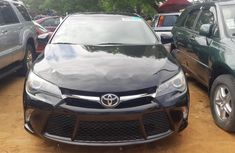 Clean Tokunbo Used  Toyota Camry 2015