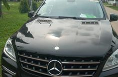 Foreign Used 2012 Mercedes-Benz M-Class in Lagos