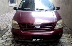 Clean Tokunbo Used  Ford Freestyle 2006