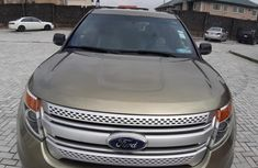 Nigerian Used Ford Explorer 2013