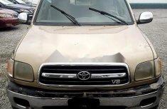 Nigerian Used 1999 Toyota Tundra in Lagos
