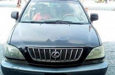 Clean Nigerian Used Lexus RX 2001