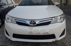 Clean Tokunbo Used Toyota Camry 2012
