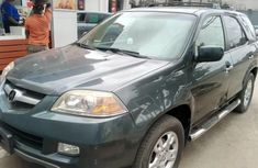 Neat Tokunbo Used Acura MDX 2005