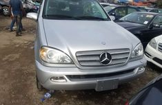 Super Clean Foreign used 2005 Mercedes Benz Ml350