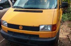 Clean Nigerian used Volkswagen transporter 2000