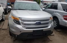 Clean Foreign Used Ford Explorer 2012 Model for Sale