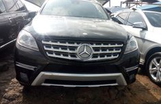 Foreign used 2012 Mercedes-Benz ML350