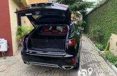 Neat Tokunbo Used  Lexus 350 F Sport 2018