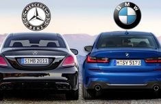 Comparison review 2019 Mercedes Benz C300 vs 2019 BMW 3 series (330i)