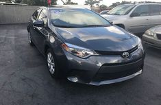 Toyota Corolla 2014 review and prices in Nigeria