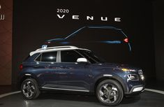 First look review at 2020 Hyundai Venue