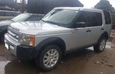 Neat Nigerian Used 2005 Land Rover LR3 for Sale in Lagos