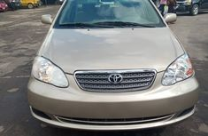 Clean Used Toyota Corolla 2006 for Sale