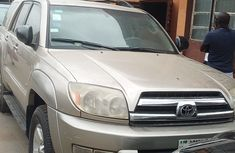 Neat Nigerian used Toyota 4Runnner 2005 for Sale in Lagos