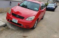 Neatly Nigerian Used 2003 Toyota Matrix