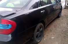Very clean Nigerian Used Toyota Camry 2004