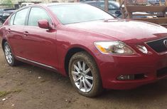 Super Clean Nigerian used Lexus GS300 2006