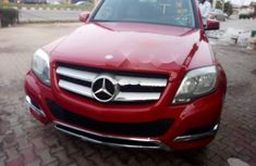 Clean Tokunbo Used Mercedes-Benz GLK 2013