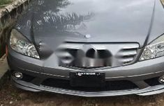Clean Tokunbo Used Mercedes-Benz C300 2009