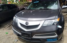 Clean Tokunbo Used  Acura MDX 20011
