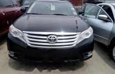 Clean Tokunbo Used Toyota Avalon 2011