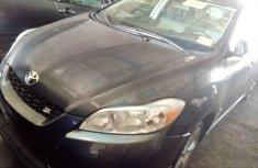Clean Nigerian Used Toyota Matrix 2011