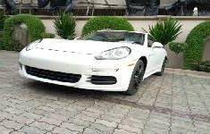 Clean Tokunbo Used Porsche Panamera 2015