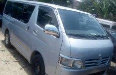 Neat Nigerian used Toyota HiAce 2007