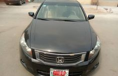 Super Clean Nigerian Used Honda Accord 2010 Model in Lagos