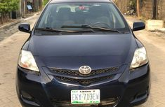 Clean Nigerian Used Toyota Yaris 2007