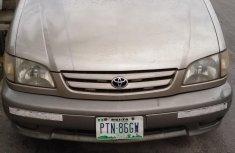 Clean Nigerian Used Toyota Sienna 2002