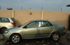 Fairly Used Toyota Corolla 2004 Model for Sale in Lagos