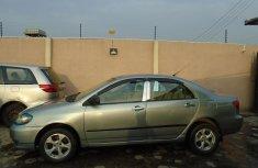 Fairly Used Toyota Corolla 2004 Model in Lagos