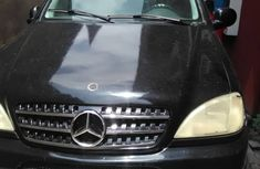 Nigerian Used Mercedes Benz ML 320 1999 Model