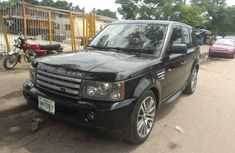 Neat Nigerian used 2008 Rover Land