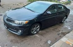 Clean Tokunbo Used  Toyota Camry 2013