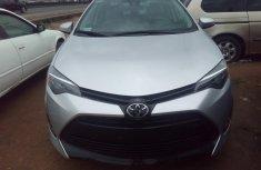 Neat Tokunbo Used Toyota Corolla 2017
