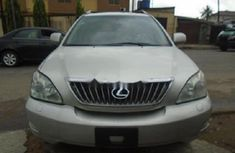 Nigerian Used Lexus RX 2008