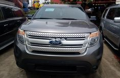Neat Foreign used Ford Explorer 2011
