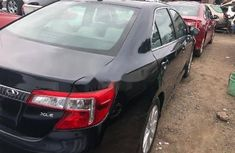 Neat Tokunbo Used  Toyota Camry 2012