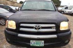 Neat Nigerian used 2004 Toyota Tundra