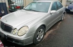 Clean Nigerian Used Mercedes-Benz C240 2005