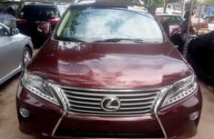 Neat Foreign used 2013 Lexus RX