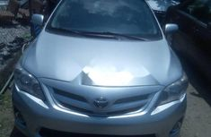 Foreign Used 2012 Toyota Corolla for sale in Lagos