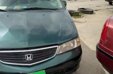Clean Nigeria Used  Honda Odyssey 2002