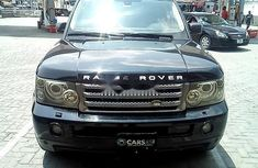 Nigerian Used 2007 Land Rover Range Rover Sport in Lagos