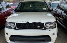 Foreign Used 2007 Land Rover Range Rover Sport