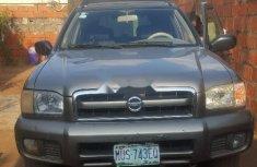 Neat Nigerian Used  Nissan Pathfinder 2001